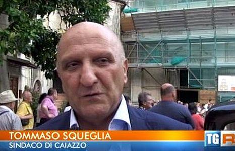 Bellona. 'Discarica' incendiata: pronto e deciso intervento del sindaco… di Caiazzo