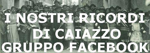 I nostri Ricordi di Caiazzo – Gruppo Facebook