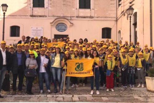 Caiazzo. 'Puliamo il Mondo': scolari e volontari bonificano alcune aree cittadine degradate