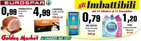 Eurosapar – Golden Market – Caiazzo (CE)