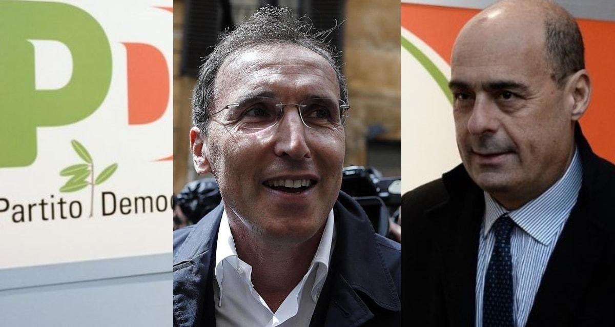 """Primarie PD. Boccia: """"Con Zingaretti guardiamo al futuro"""" - Belvedere News - Alessandro Fedele"""