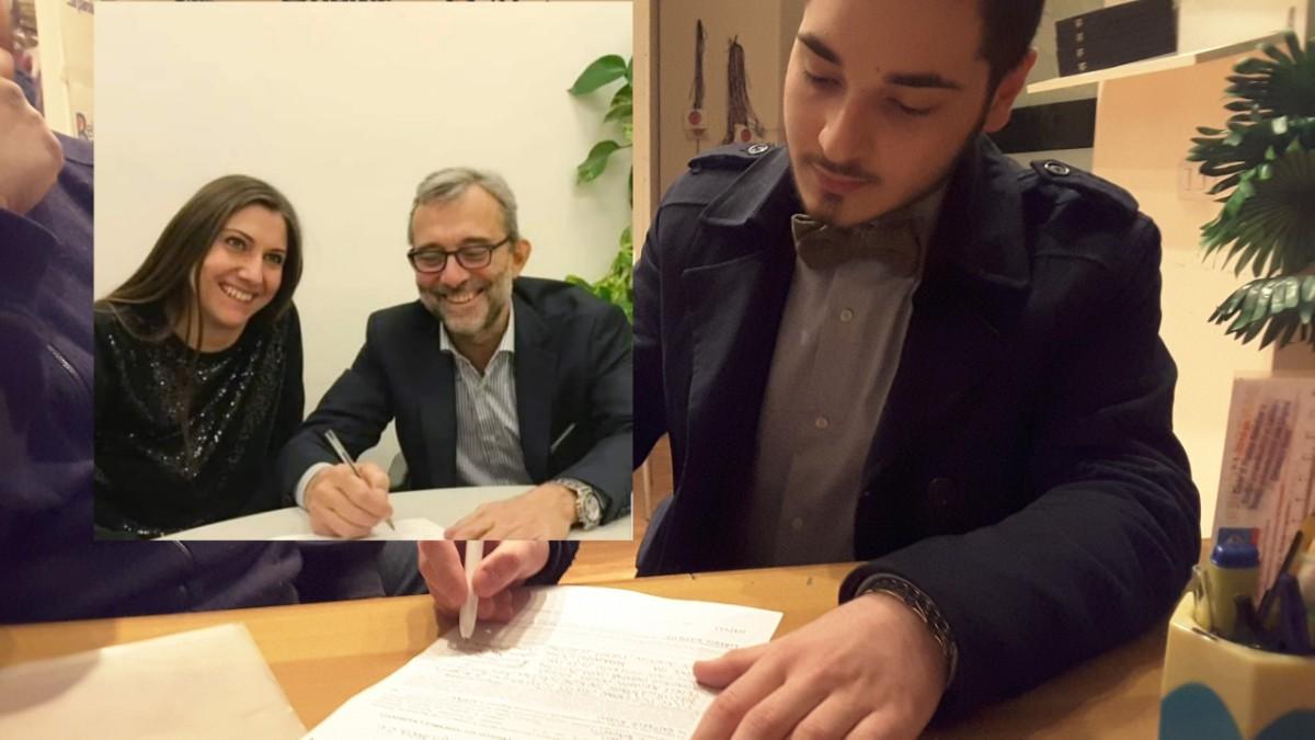 Primarie PD. È di Caserta il più giovane candidato d'Italia