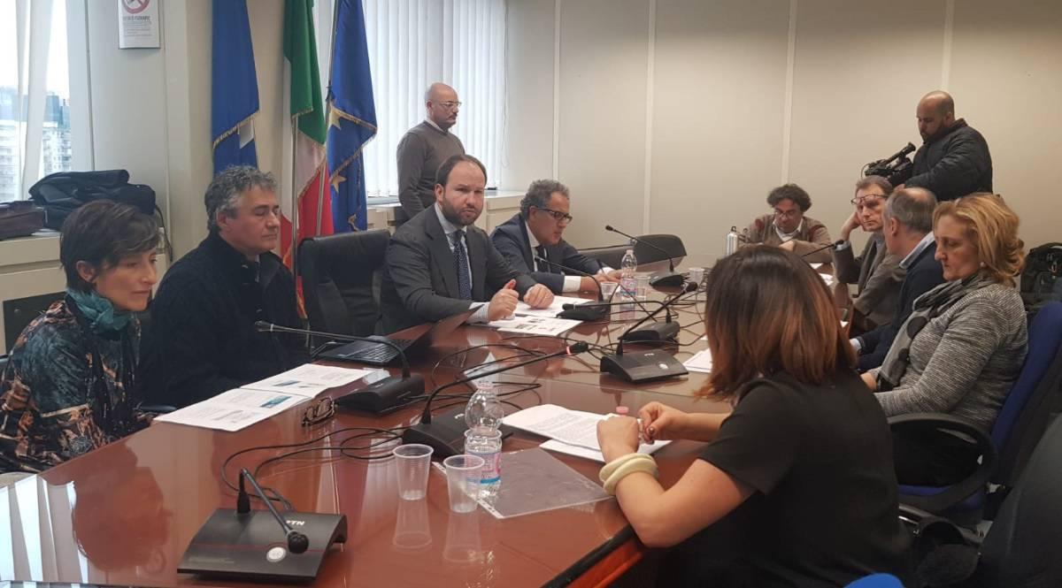 CAMPANIA. NASCE IN COMMISSIONE IL GRUPPO DI LAVORO SULL'ALIMENTAZIONE IN TERRA DEI FUOCHI