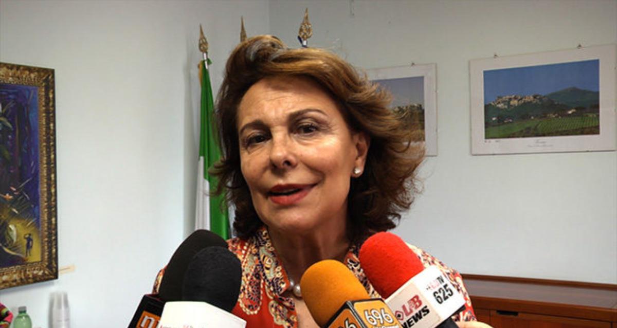 Sandra Lonardo - Forza Italia