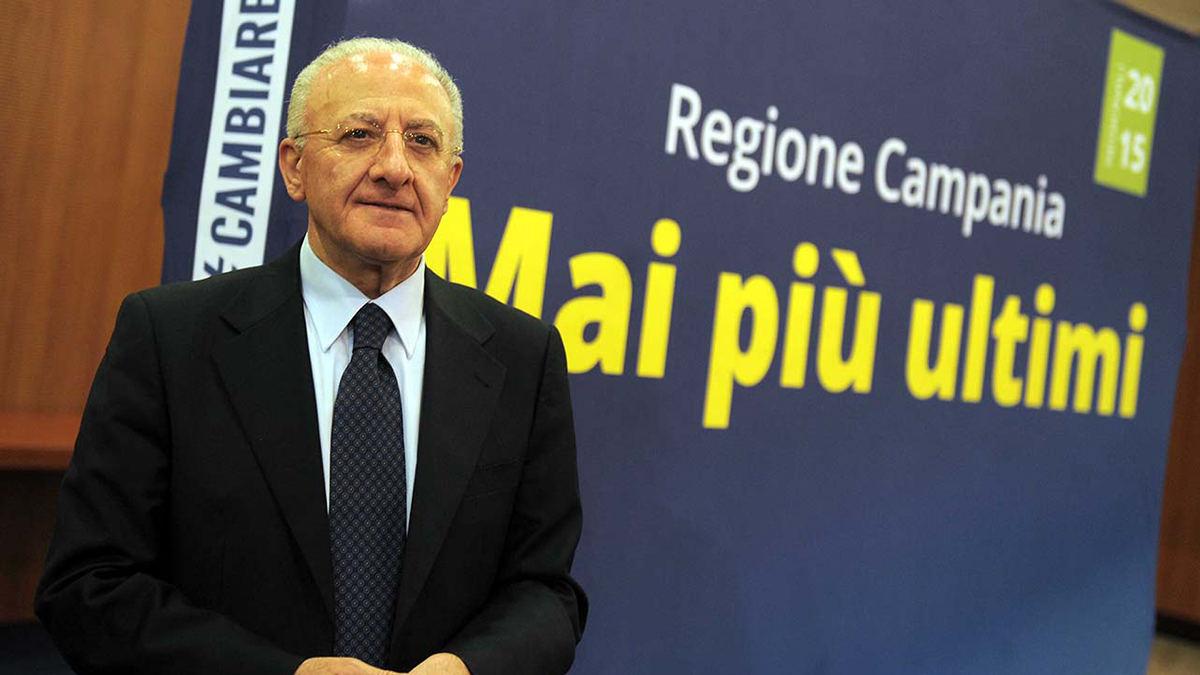 Regione Campania. Partono i primi 100 cantieri del Piano Strade