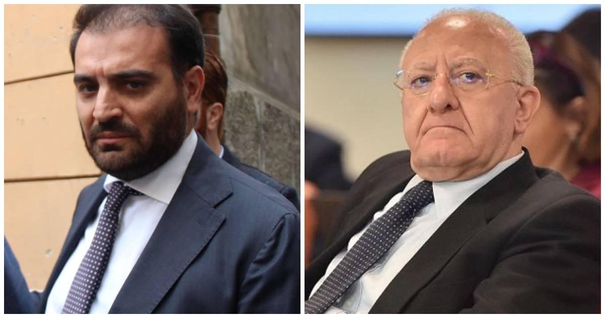 """FINANZIAMENTI POC 2014-2020. Cangiano: """"De Luca continua ad umiliarci"""""""