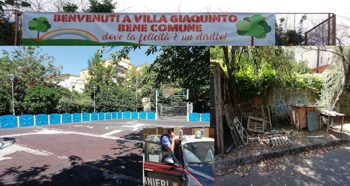 Caserta. Villa Giaquinto sotto attacco - di Alessandro Fedele