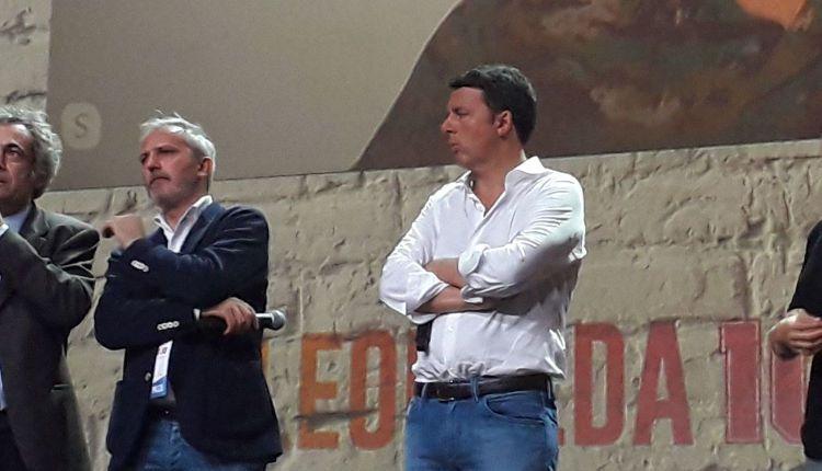Matteo Renzi Leopolda 10