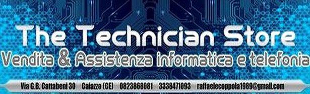 The Technician Store, via Cattabeni, Caiazzo (CE)
