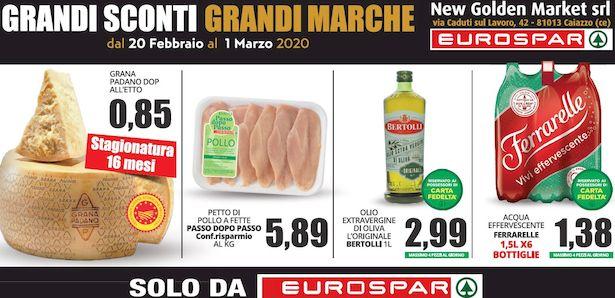 Eurospar – Golden Market – Caiazzo (CE)