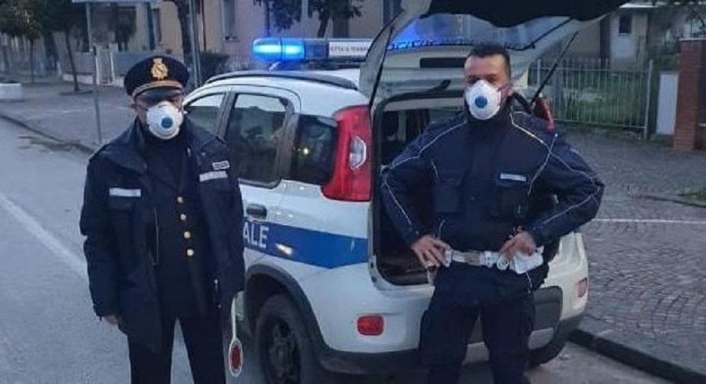 Coronavirus a Caserta – Il bilancio delle attività della Polizia Municipale  – Teleradio-News ♥ mai spam o pubblicità molesta