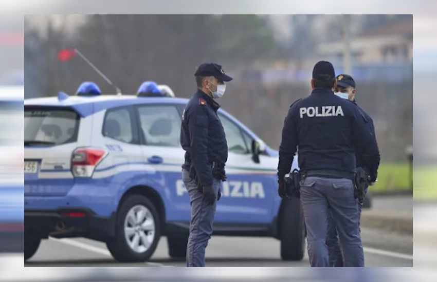 Poliziotti aggrediti