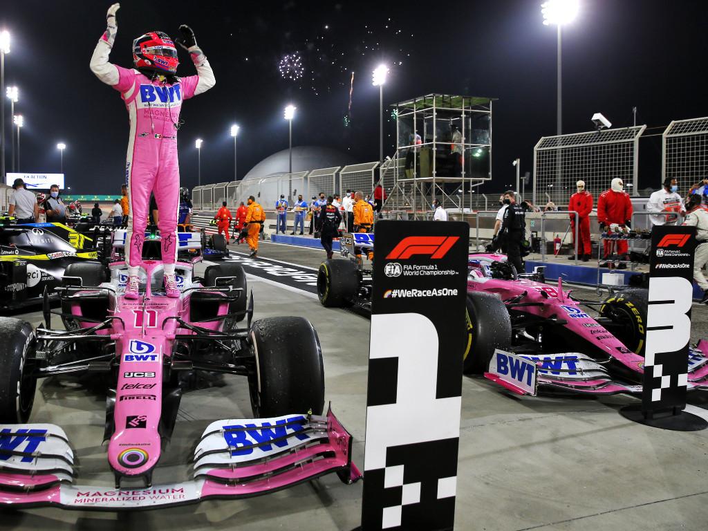F1: Gp Sakhir, Russell in testa, Leclerc e Verstappen fuori